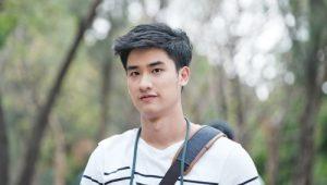 Tawan Vihokratana, actor tailandés con una sonrisa encantadora