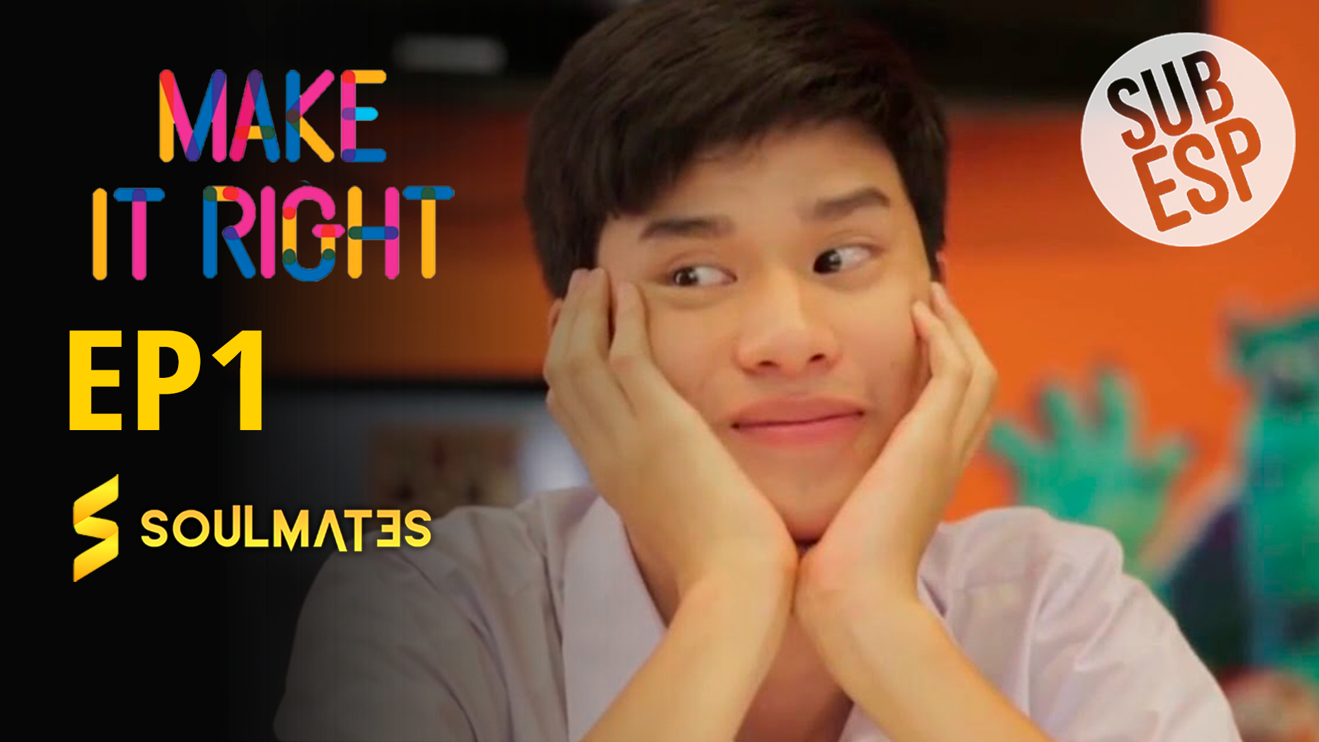Make It Right: 1×1