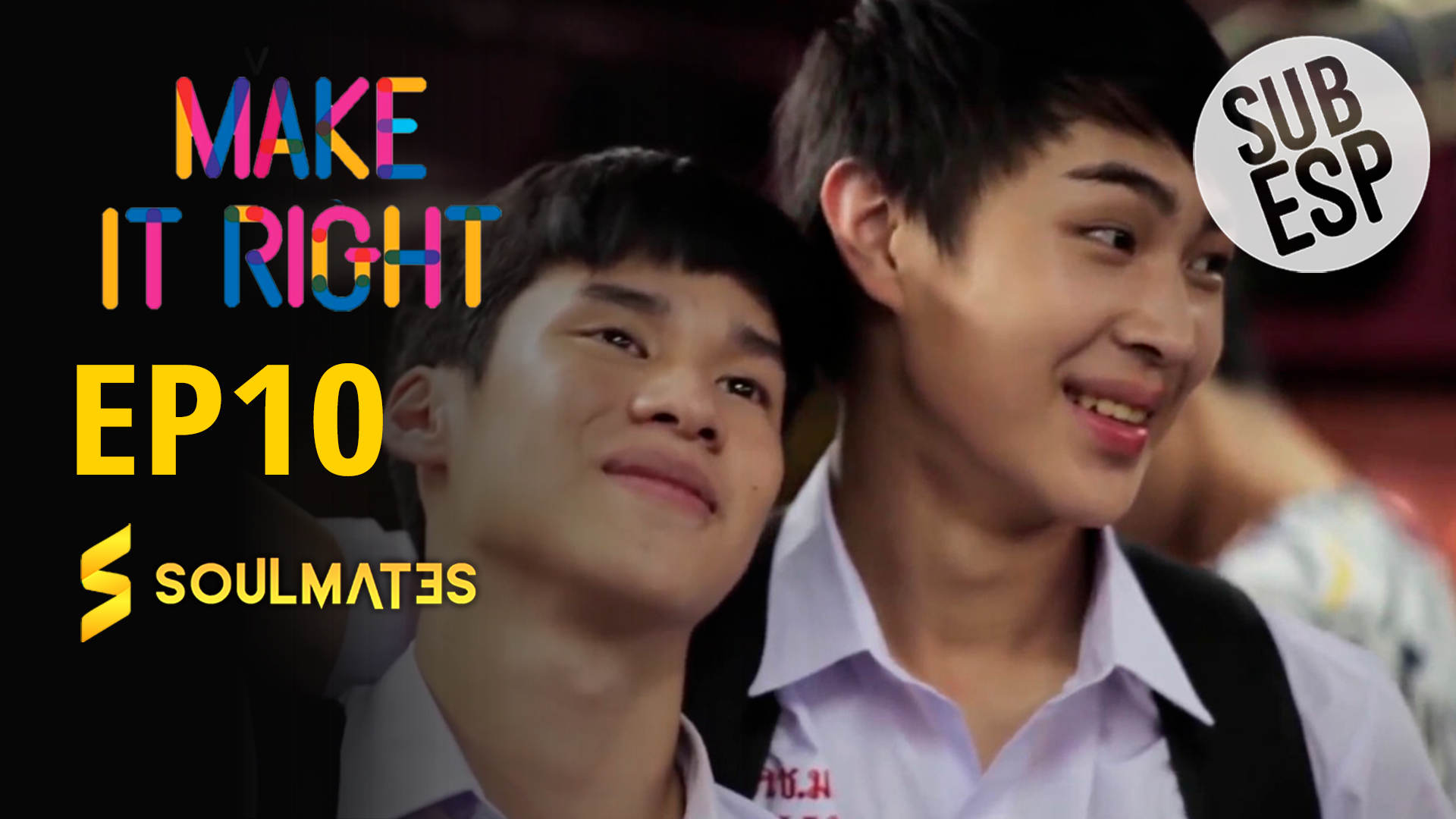 Make It Right: 1×10