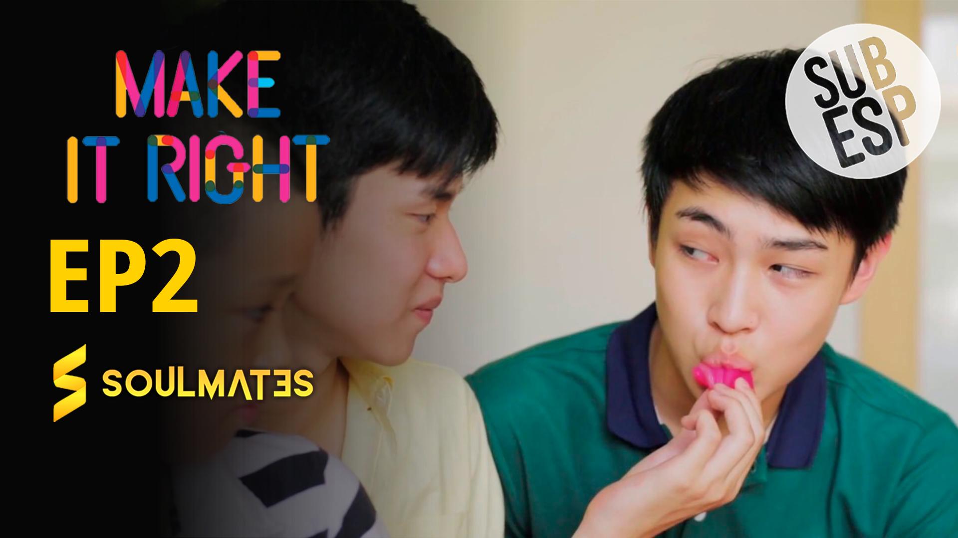 Make It Right: 1×2