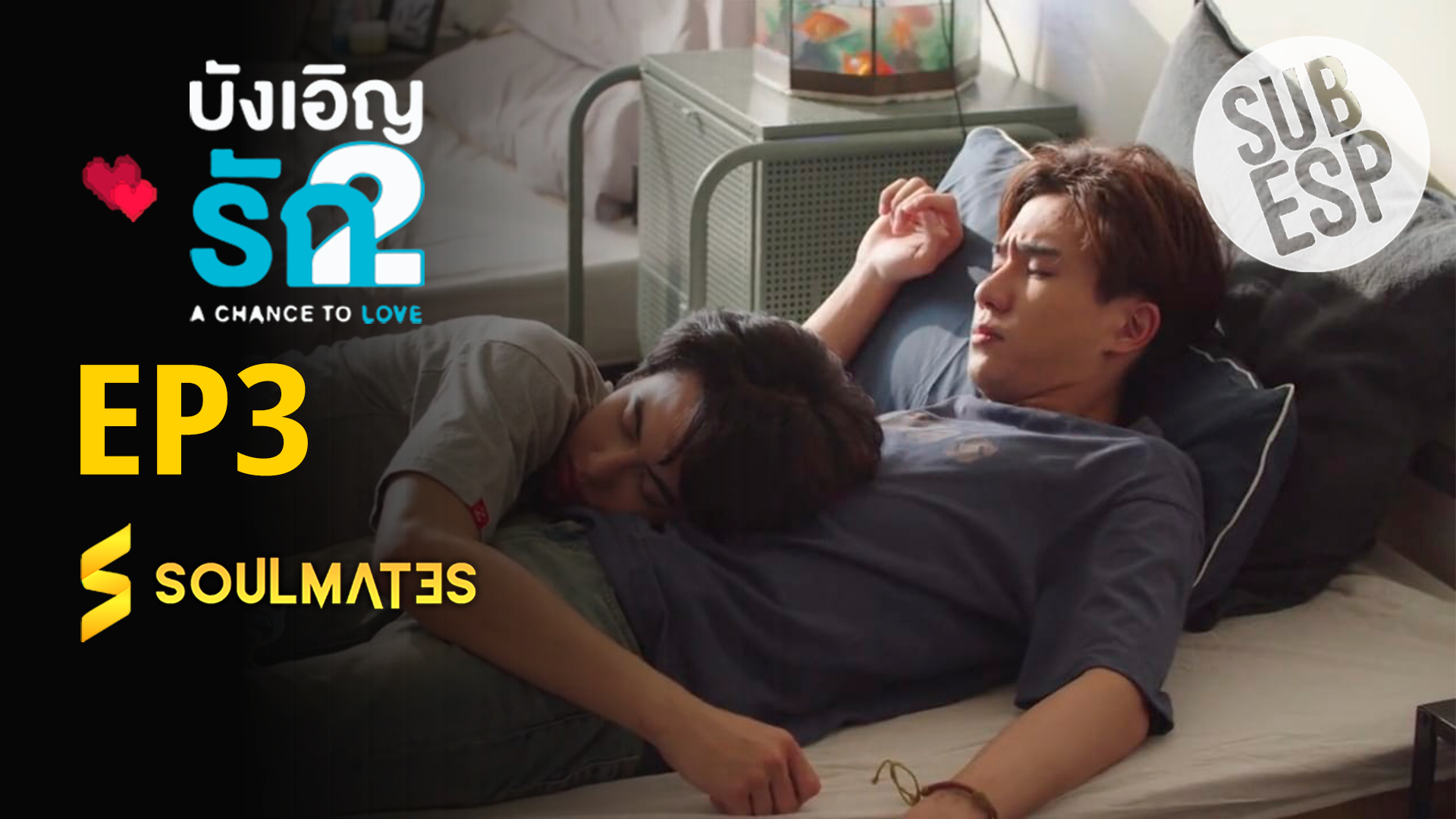 A CHANCE TO LOVE – T2:E3