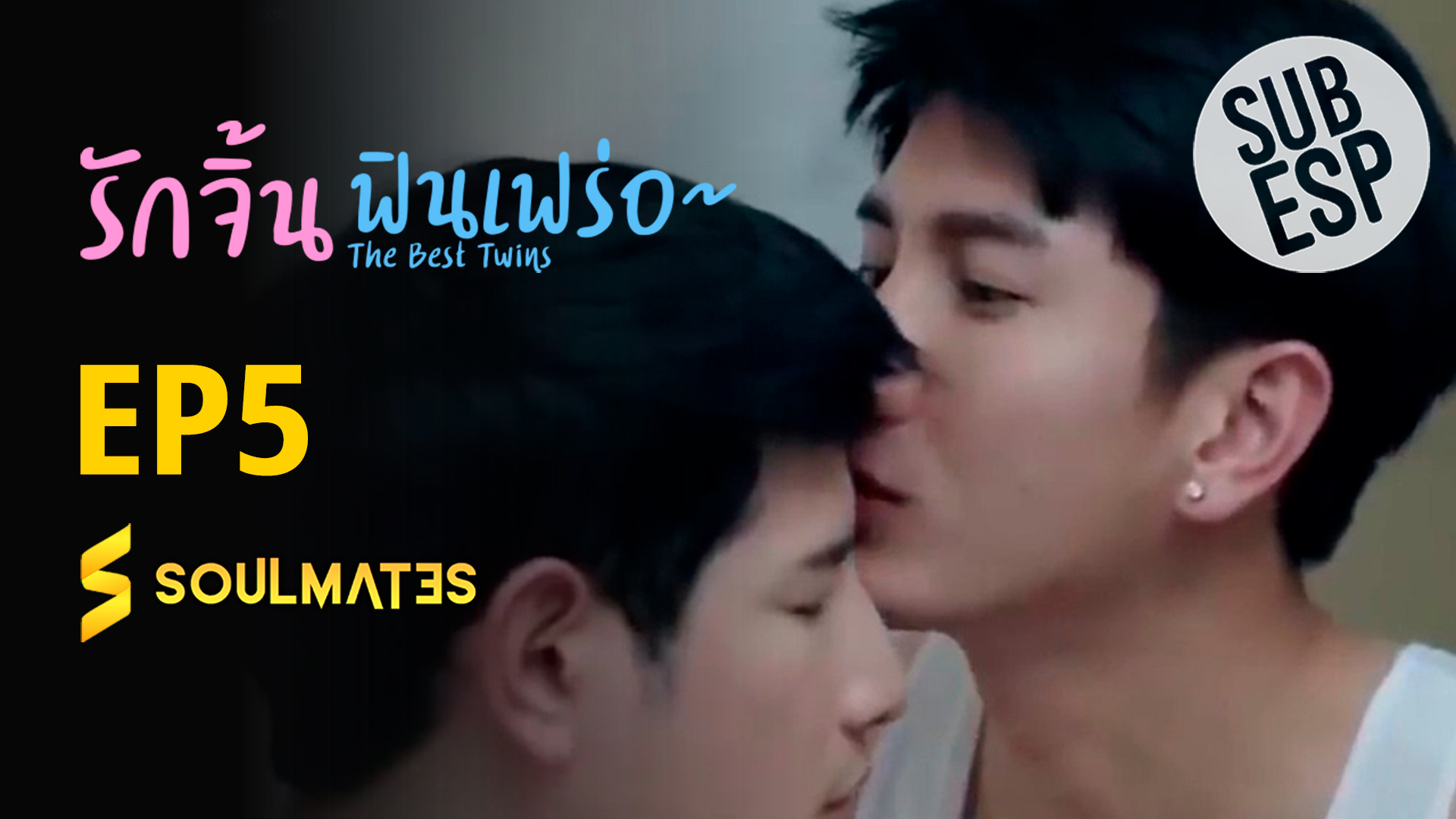 THE BEST TWINS 5×8