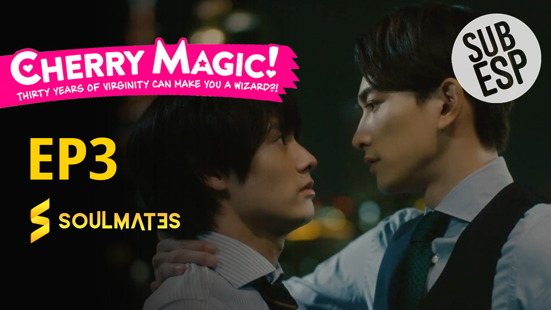 Cherry Magic! 30sai made Dotei dato Mahotsukai ni Narerurashii: T1-E3