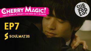 Cherry Magic! 30sai made Dotei dato Mahotsukai ni Narerurashii: T1-E7