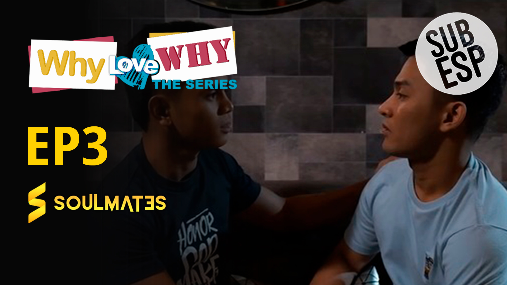 Why Love Why The Series: 1×3