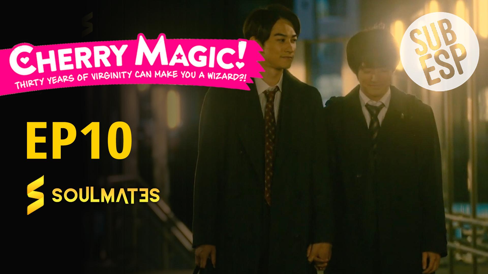 Cherry Magic! 30sai made Dotei dato Mahotsukai ni Narerurashii: T1-E10