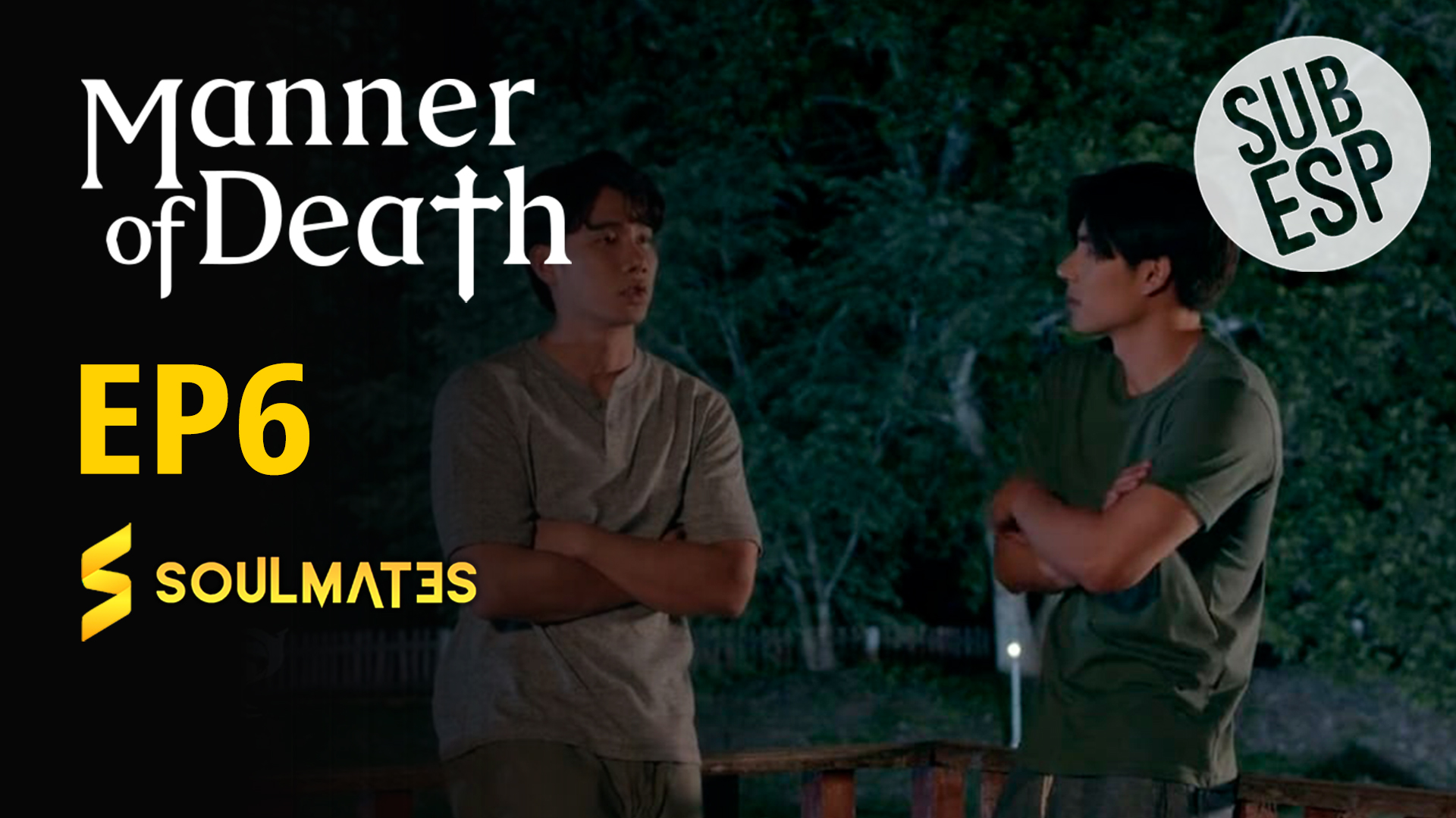 MANNER OF DEATH – T1:E6