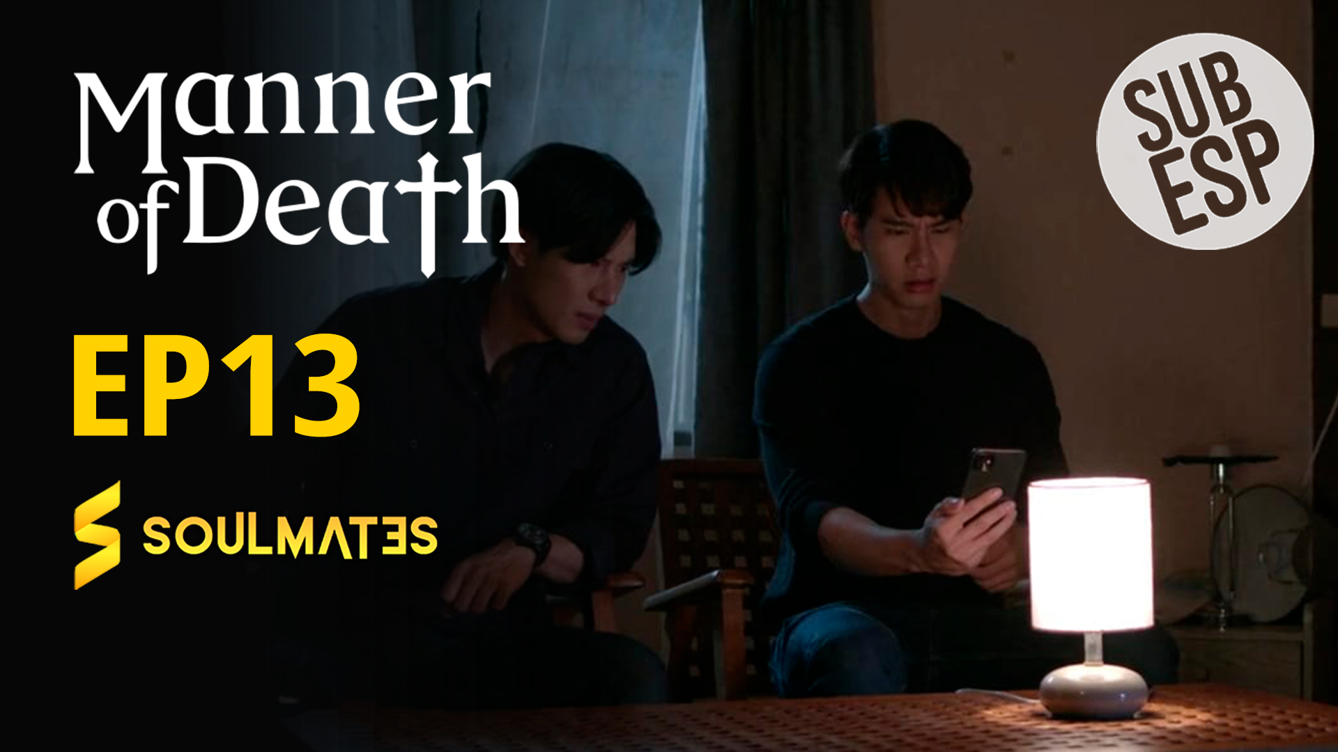 MANNER OF DEATH – T1:E13