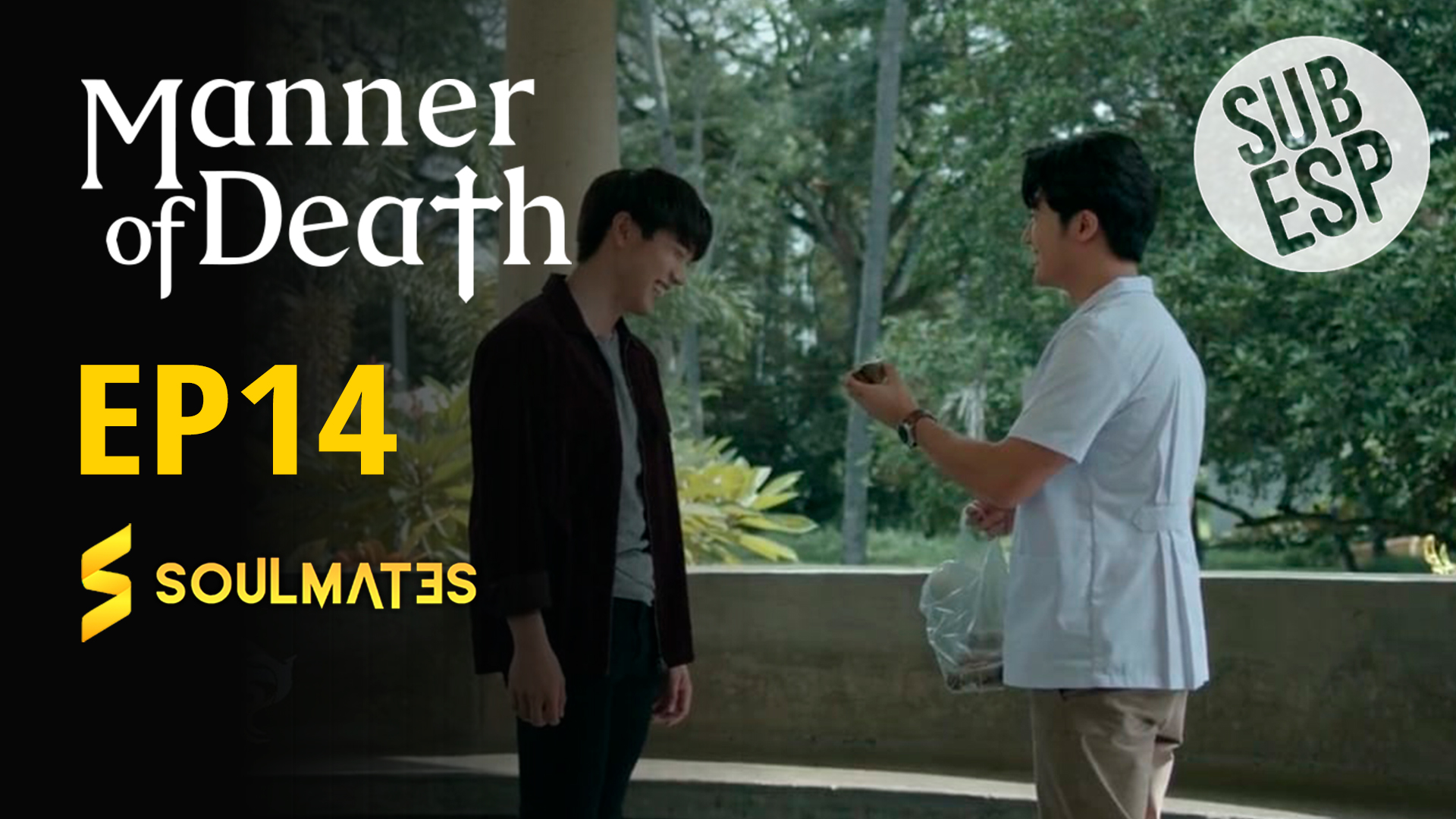 MANNER OF DEATH – T1:E14