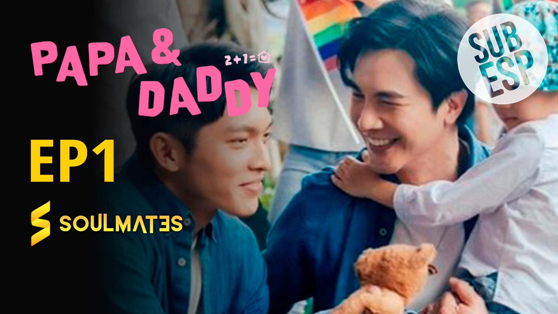 Papá y Daddy: 1×1