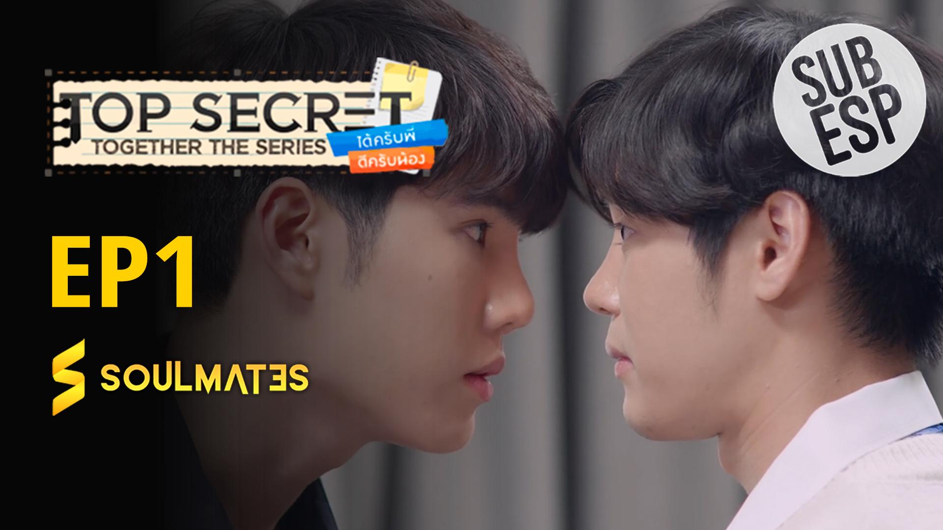 Top Secret Together: 1×1